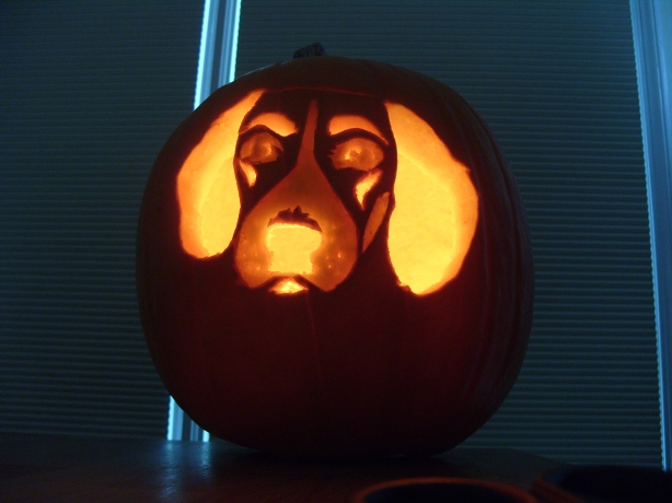 The Daedalpumpkin